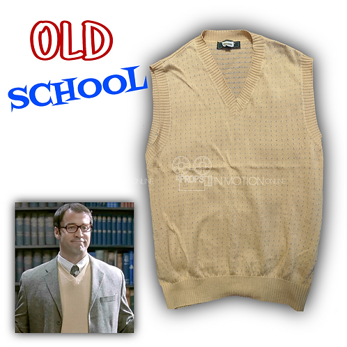 Old School (2003) Pritchard (Jeremy Piven) Sweater (0594)