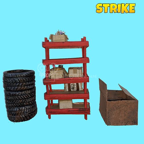 Strike (2018) Boss' Compound Pieces (S211)