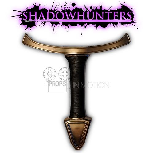 Shadowhunters (2016-2019) Glorious VFX Sword Handle (0597)