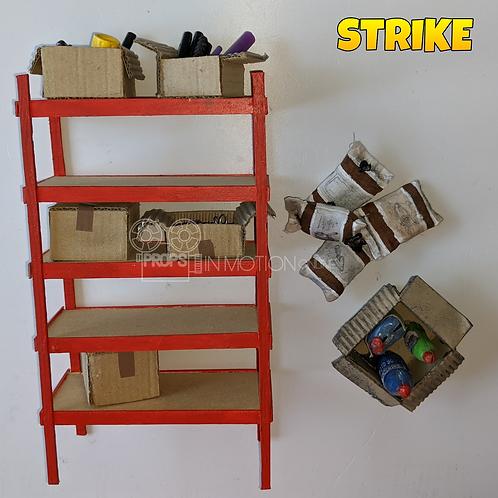 Strike (2018) Boss' Compound shelving unit (S306)