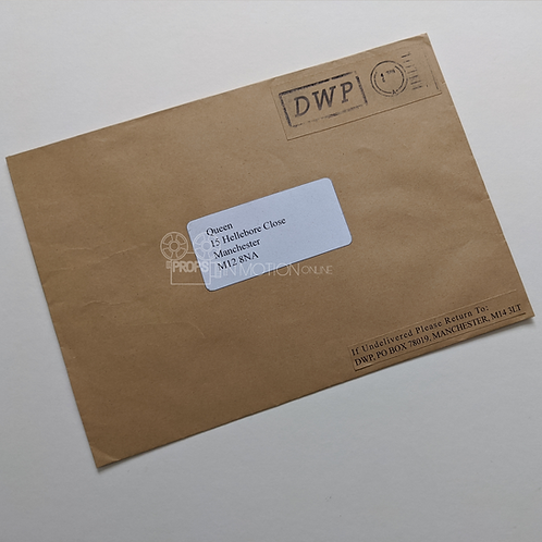 The Queen and I (TV) (2018) Queen DWP Letter (0502)