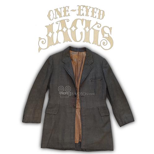 One-Eyed Jacks (1961) Sheriff Dad Longworth (Karl Malden) Coat
