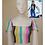 Thumbnail: Work It (2020) Priya (Indiana Mehta) Top + Earrings (0529)