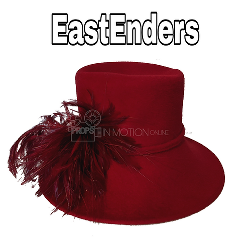 EastEnders Pauline (Wendy Richard) Ian/Jane Wedding Hat (0588)