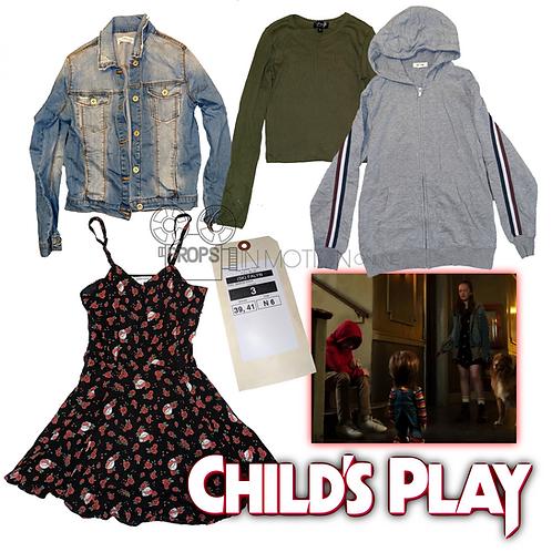 Child's Play (2019) Falyn (Beatrice Kitsos) Costume (0713)