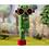 Thumbnail: Strike (2018) Oversized Insert Kevin Slater Stop Motion Hero Puppet (0831)
