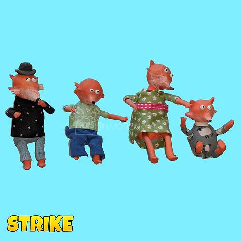 Strike (2018) Fox Family Diners (S137)