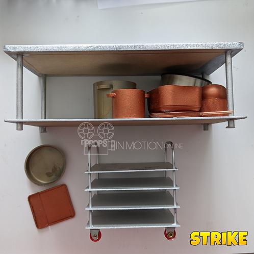 Strike (2018) Restaurant/Kitchen pieces (S261)