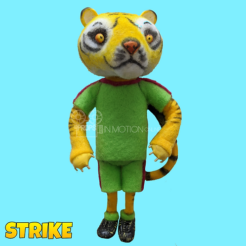 Strike (2018) Tiger Football Player (S179)
