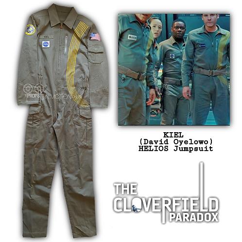 Cloverfield Paradox (2018) Kiel (David Oyelowo) Helios Jumpsuit (0698)