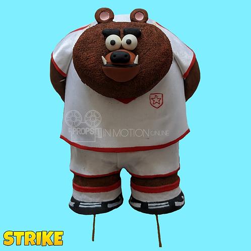 Strike (2018) Bear England Football Player (S181)