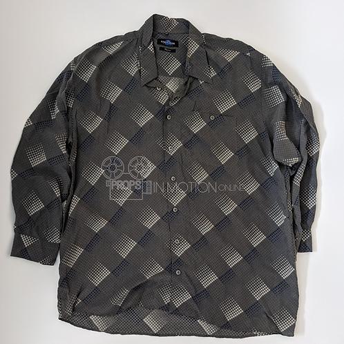 The Tailor of Panama (2001) Mickie (Brendan Gleeson) Shirt (0897)