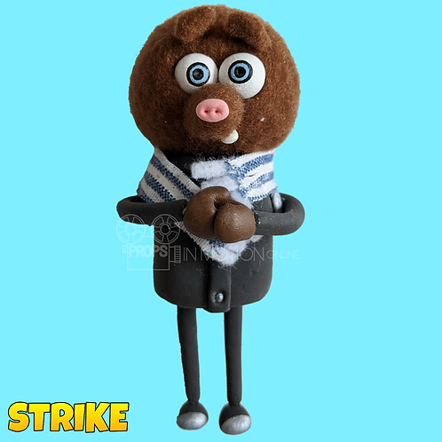 Strike (2018) Miner with scarf (S188)