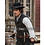 Thumbnail: The Magnificent Seven (2016) Billy Rocks (Byung-hun Lee) Dagger (Plastic/Resin)