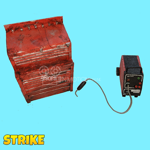 Strike (2018) Boss' Compound Construction Tool Chest and Generator (S213)