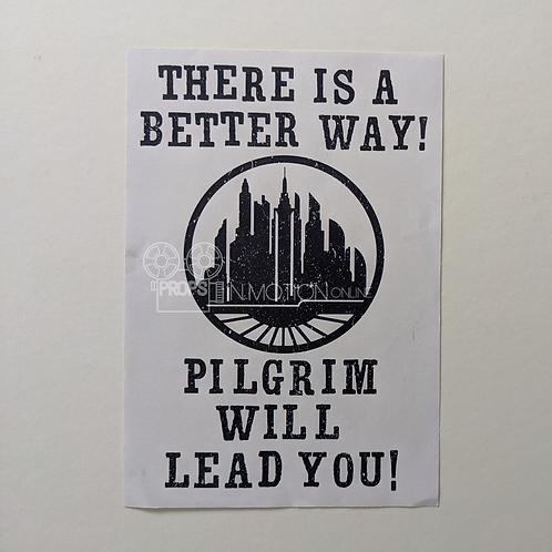 Into the Badlands (TV) (2015-2019) Pilgrim Flyer (0006)
