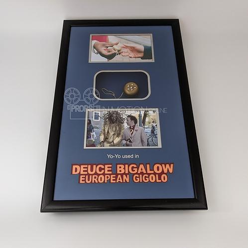 Deuce Bigalow European Gigolo (2005) Hero Gold Yo-Yo (0810)