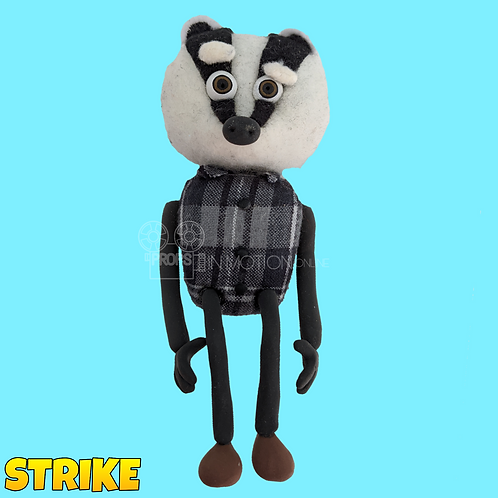 Strike (2018) Seated position Badger (S248)