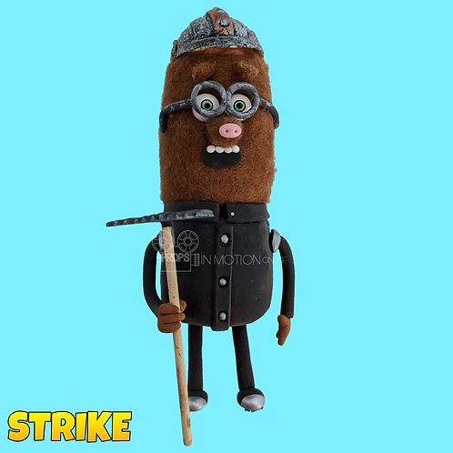 Strike (2018) Bald Miner (S247)