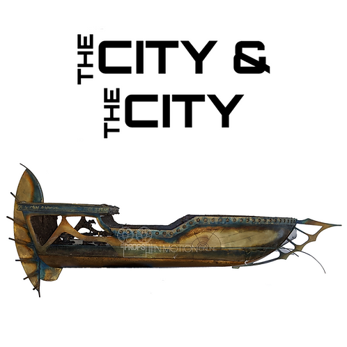 The City and The City (2018) (TV) The Arc Of Ul Qoma