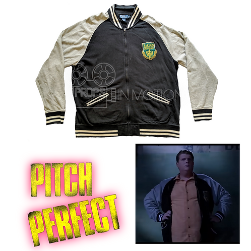 Pitch Perfect (2012) 'Riff Off' Barden University Jacket