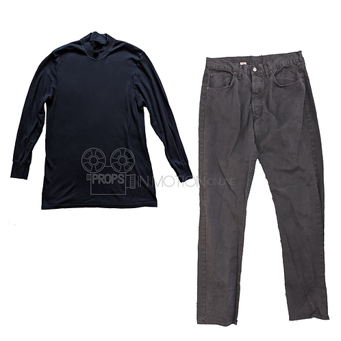 Ronin (1998) Vincent (Jean Reno) Shirt & Pants (0505)