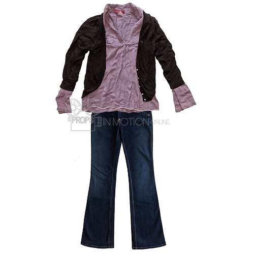 Stay Alive (2006) Abigail (Samaire Armstrong) Costume (0730)
