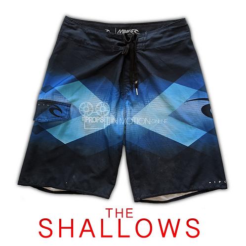 The Shallows (2016) Surfer (Angelo Josue Lozano Corzo) Swimming Shorts