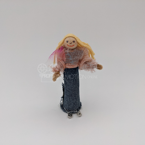The Haunting of Bly Manor (2020) Flora Doll of Dani Prototype (BM13)
