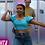 Thumbnail: Work It (2020) Priya (Indiana Mehta) Top + Bra + Earrings (0880)