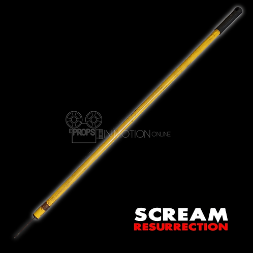 Scream The Series (TV) (Series 3) Ghostface Retractable Trashpick