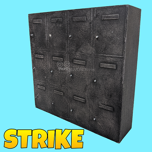Strike (2018) Lockers from the Boss' Compound (S58)
