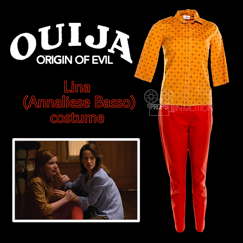 Ouija Origin of Evil (2016) Lina (Annalise Basso) Costume