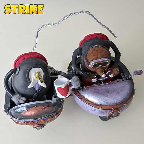 Strike (2018) Motorcar (S326)