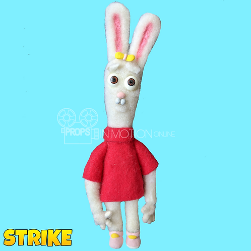 Strike (2018) Maggie Stop Motion Puppet (S123)