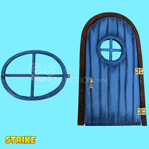 Strike (2018) Mungo House Door + Window (S84)