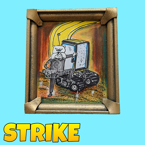 Strike (2018) The Boss Compound Picture with Digger (S176)