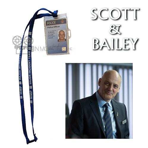 Scott and Bailey (TV) (2011-2016) Ian 'Mitch' Mitchell (David Prosho) ID (0680)