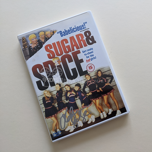 Sugar and Spice (2001) Melissa George Signed Dvd (0535)