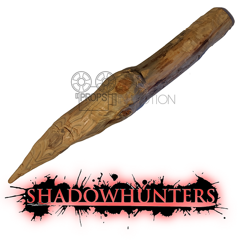 Shadowhunters (2016-2019) Large wooden Stake
