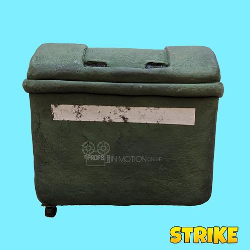 Strike (2018) Wheelie Bin (S209)