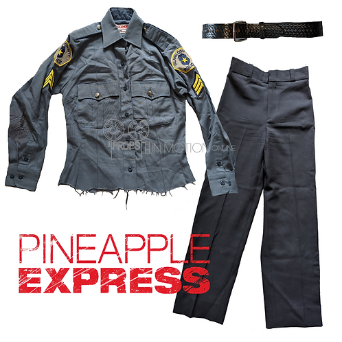 Pineapple Express (2008) Carol (Rosie Perez) Costume