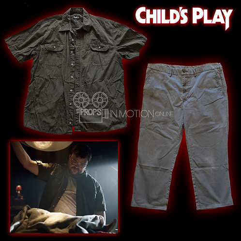 Child's Play (2019) Gabe (Trent Redekop) costume (0705)
