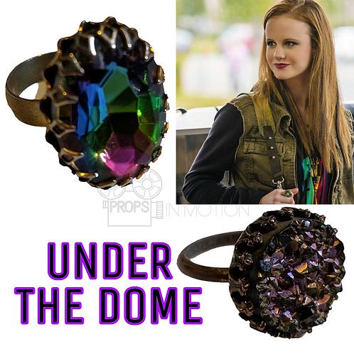 Under the Dome (2013-2015) Norrie (Mackenzie Lintz) Rings  (0607)