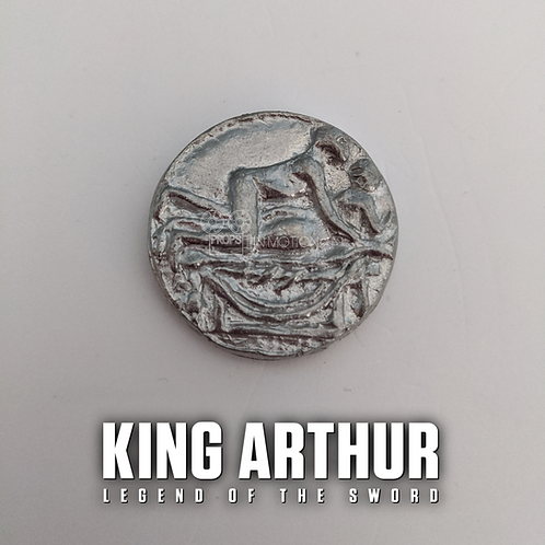 King Arthur Legend of the Sword (2017) Brothel Coin (0577)