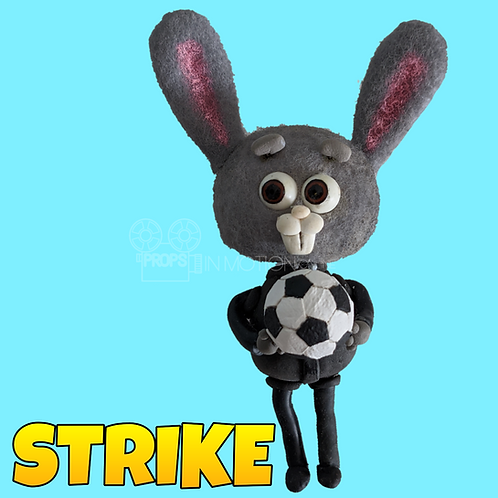 Strike (2018) Mungo's Football Rabbit Friend (S225)