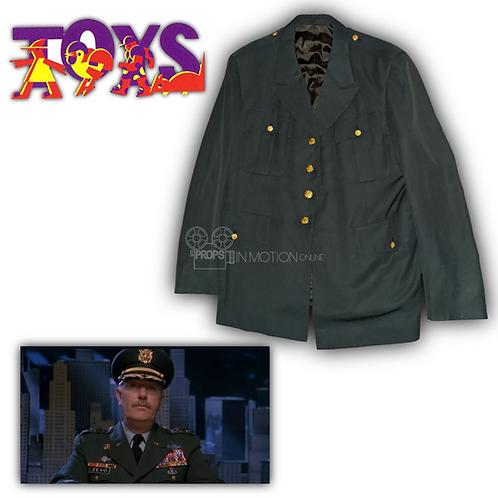 Toys (1992) Lt. General Leland Zevo (Michael Gambon) Jacket (0590)
