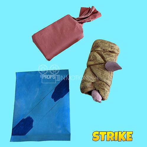 Strike (2018) Vending Machine Oversized Insert (S108)
