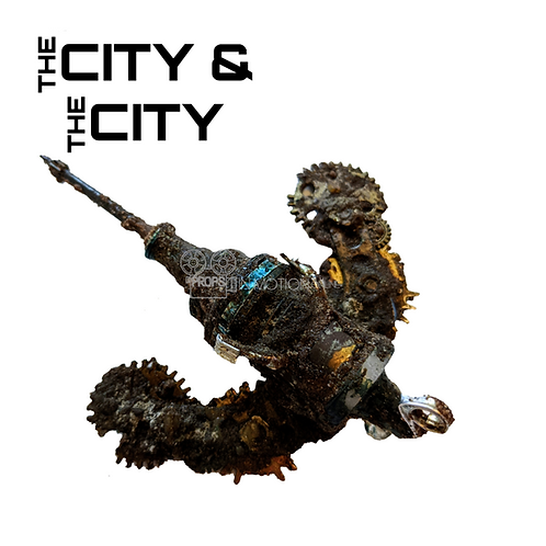 The City and The City (TV) (2018) Ul Qoma Museum Artifact