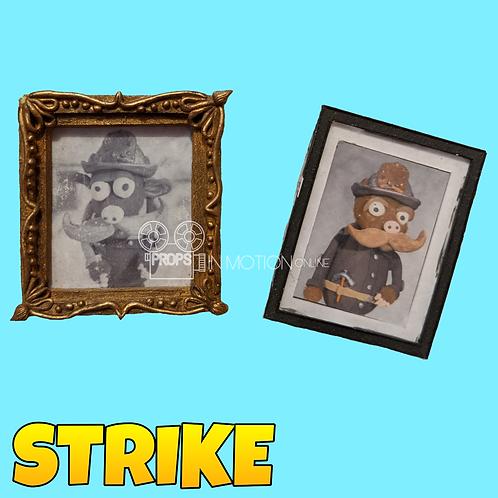 Strike (2018) Mungo House Framed Photographs (S55)